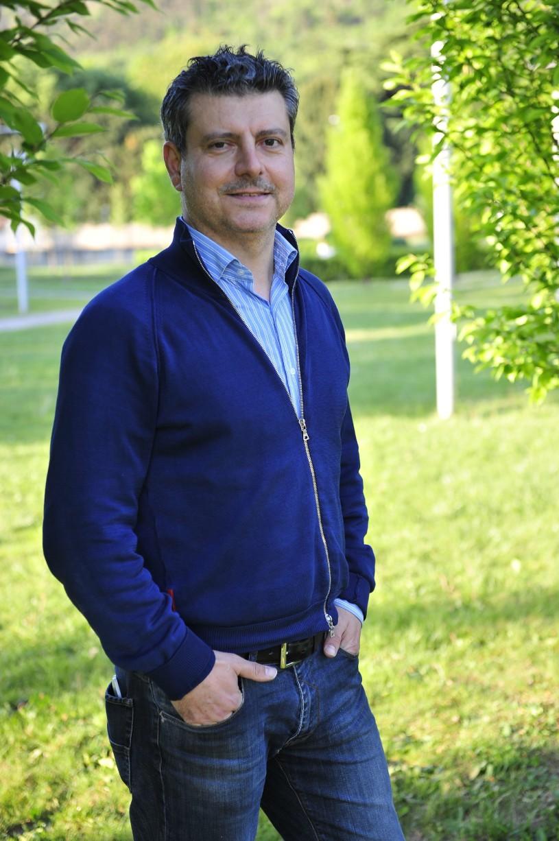 Andrea Piantoni - 43 anni, imprenditore
