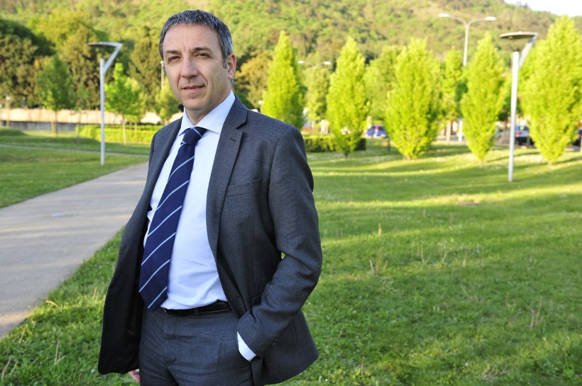 CANDIDATO SINDACO Carlo Chiari - 51 anni, responsabile programmazione produzione in un'azienda metalmeccanica