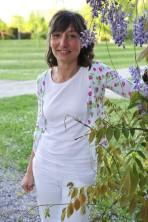 Claudia Ravizza - 34 anni, impiegata in una cooperativa sociale