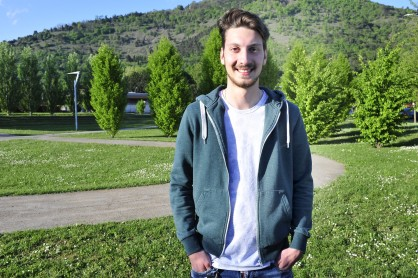 Federico Metelli - 21 anni, studente universitario di Economia e Gestione Aziendale