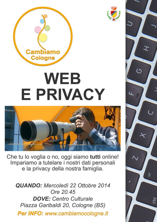 Web-e-Privacy